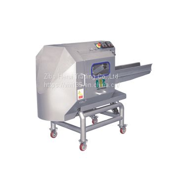Belt type cabbage vegetable cutter / shredder / slicer
