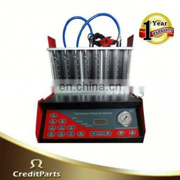 Electronic fuel injector tester and cleaner FIT-101T