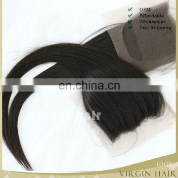 wholesale virgin hair silk top closure lace frontal closure hair