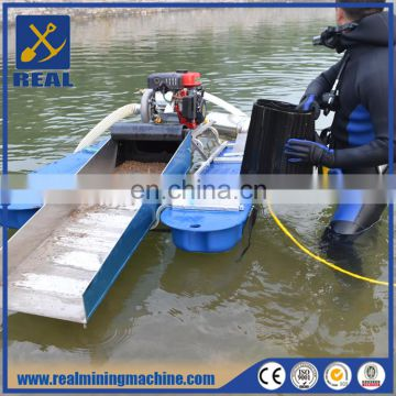 Mobile mining equipment gold dredge small scale gold mining equipment
