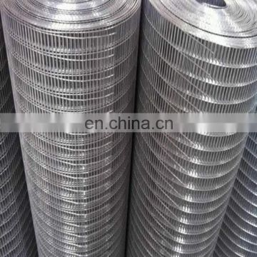 2x2 4x4 10x10 galvanized welded wire mesh