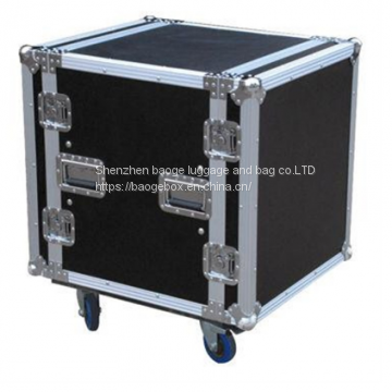 Upright Bass Flight Case Plasma Monitor Led Panel Wall Washer Cabine