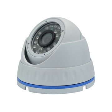 CCTV Real WDR Starlight 4 in 1 IR Dome Video Security HD Camera