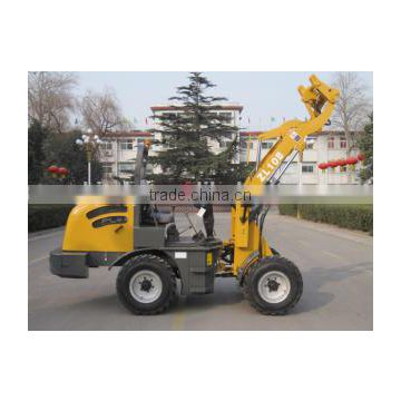 ZL10F 1000kg small wheel loaader motor or sale