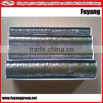 Self-centering bonded seal with galvanized M5,M12,M18,M24
