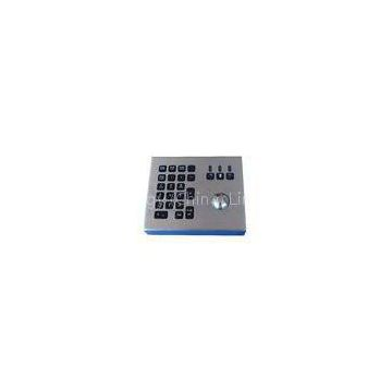 IP65 dynamic vandal proof desktop industrial & military backlight pc keyboards/keypads with backligh