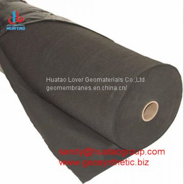 Polypropylene non woven geotextile with thermal bonded