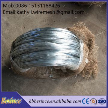 2018 Factory Direct Galvanized Iron Wire Price