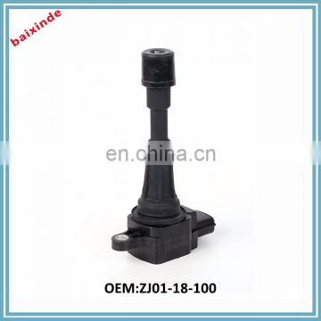 BAIXINDE High Performance After 2003 Year IGNITION COIL For Mazda 3 BK Engine ZJ01-18-100
