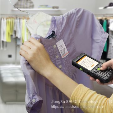 Handheld Terminal for Data Collection in Clothing Inventory-AUTOID 6L-W