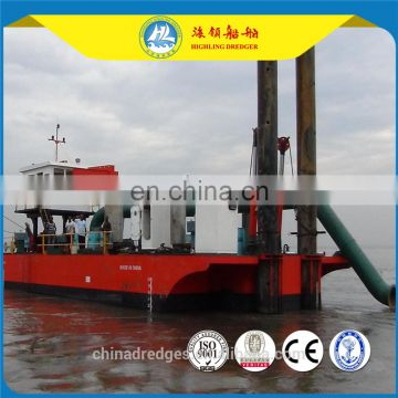 550mm 22inch river sand dredger