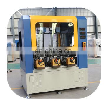 Automatic thermal break Aluminium profile assembly line-knurling machine