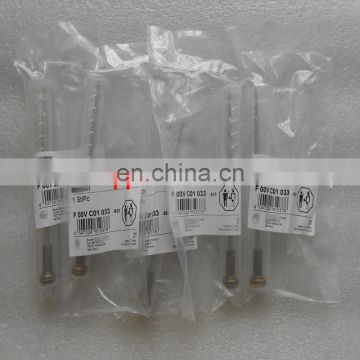 control valve assy injector control valve shaft assembly F00VC01033 control valve assy