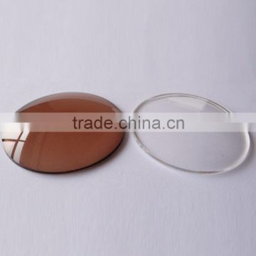finished and semi finished single vision, bifocal, progressive 1.523 mineral optical lenses