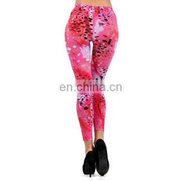 OEM service fashional mesh women leggings fitness