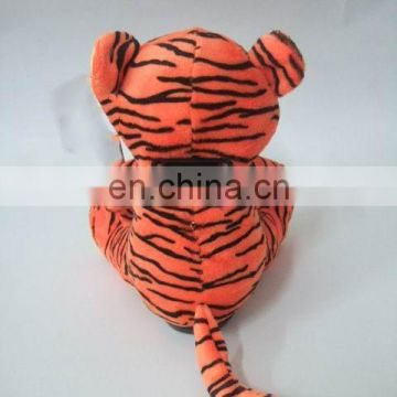 plush coin bank tiger coin bank