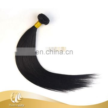 Elastic Band Brazilian Hair Extensions, Straight Style.