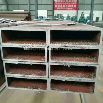 Metal Iron Tubing Thin Wall Steel Square Tubing Square Section Steel Tube Sizes