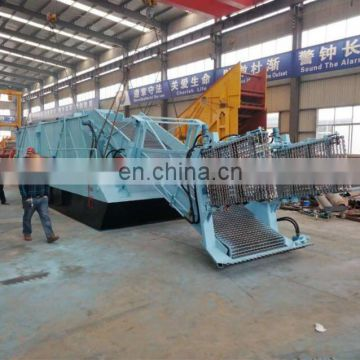 River Lake Weed Cutting Dredger Garbage Collecting Vessel