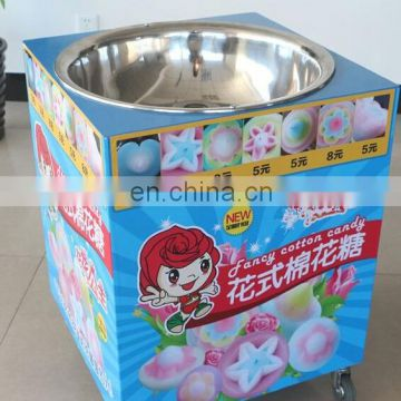 Best price good quality  candy cotton machine with national standard