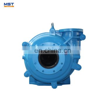 Electrical centrufugal horizontal rubber lined acid transfer pump