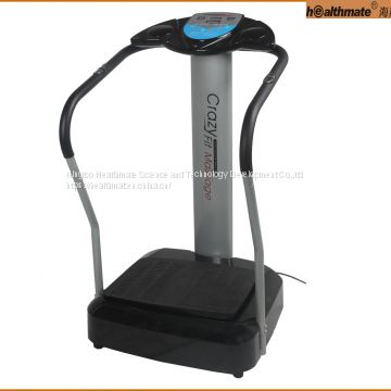Whole Body Crazy Fitness Massage Vibration Machine Super Body Shaper Vibration Plate
