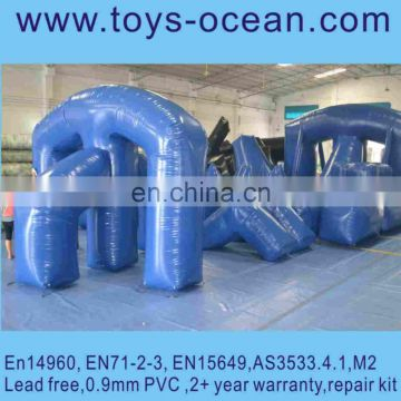 Inflatable Paintball Bunker ,Inflatable Paintball Game,Inflatable Paintball Field