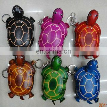Top selling Tortoise Genuine leather multi-function leather coin purse