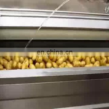 factory for sale whole line manufacturing machine to make potato chips potato chips machine