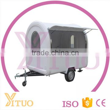 New Designed Multifunctional Street Mobile Food Van/ Mobile Fast Food Trailer/ Food Truck