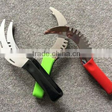 2016 new arrival Stainless steel watermelon slicers