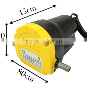 Z10073 12v 5a Electric Oil Extraction Pump Fluid Extractor Transfer Suction Siphon