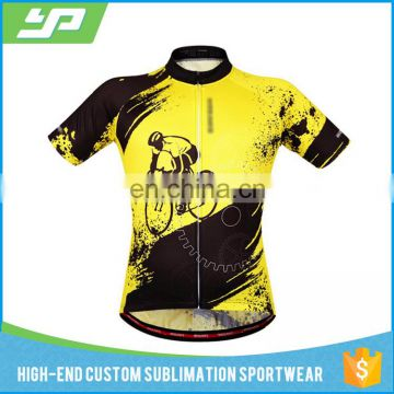 Hot sale custom cycling apparel sublimated bicycle jersey quick dry mtb cycling  jersey of Custom Cycling Jersey from China Suppliers - 157937064 f8463a69b