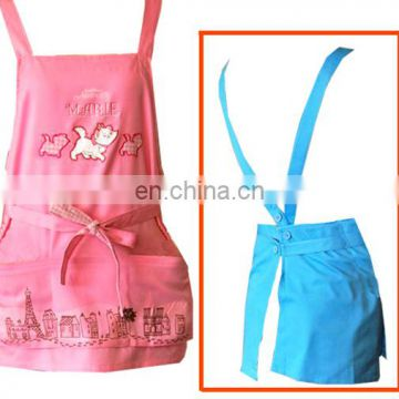 Wholesale Brand Cheap Design Customized apron cooking