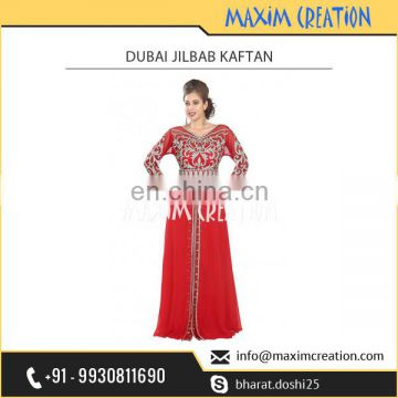 Famous Fashion House Selling Stunning Kaftan of Latest Trend of Various Size