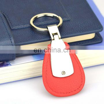 2017 Cheap handmade car leather Key Holder for multiple keys