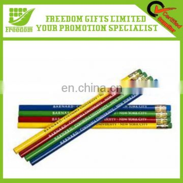 Advertising Logo Customized Promotional Color Pencil