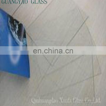 2.7mm clear sheet glass with CE, ISO, BV