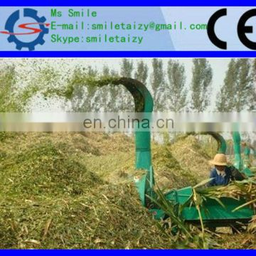 Factory outlet king grass/corn straw cutter with large output