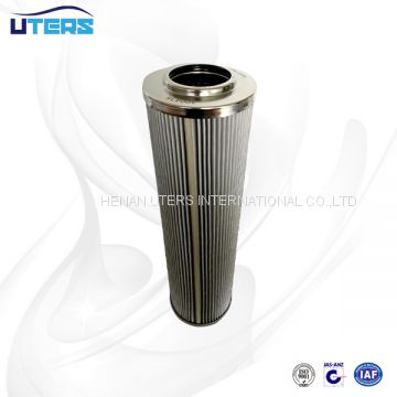 High Quality  UTERS hydraulic oil filter element replace PARKER TTF610QBS1HG24A factory direct