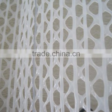 HDPE hexagonal 10mm plastic mesh sheet
