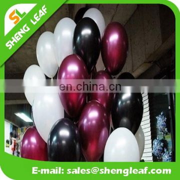 wholesale inflatable transparent latex balloon