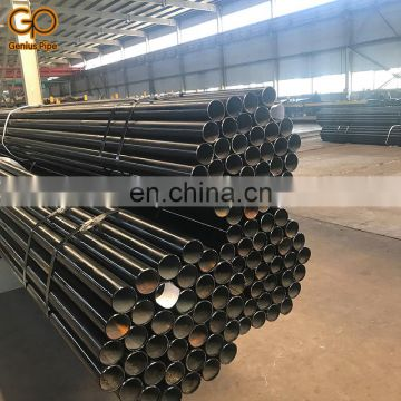 Cold drawn hot rolled seamless steel pipes for power generation