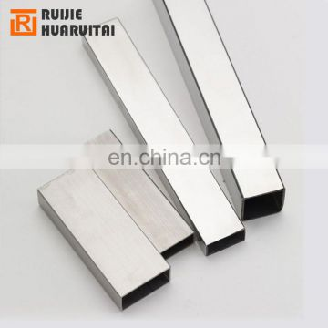Stainless steel square pipe 40mm *40mm*2mm square tube stainless steel 201/ 304/ 316L grade