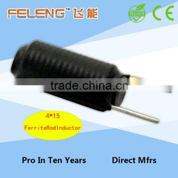 Ferrite core rod inductor