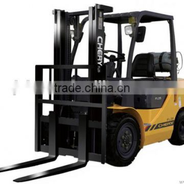 Cheapest price 5 ton Diesel Forklift Truck/small capacity