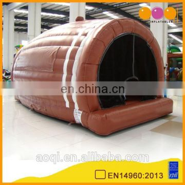 AOQI new design barrel model inflatable bounce for kids for sale