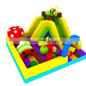 hot sale fruit zone inflatable fun city