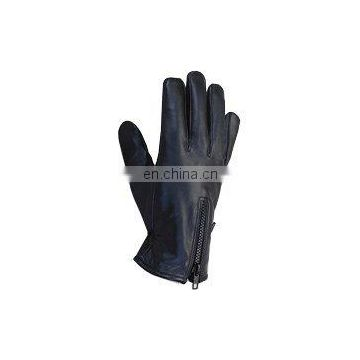 HMB-2087A MOTORCYCLE LEATHER DRIVING GLOVES INSULATED LINING