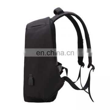 high quality factory price Anti-theft Security Backpack Laptop Computer Bag with USB Charging Interface charging laptop bag